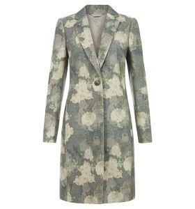 hobbs floral coat