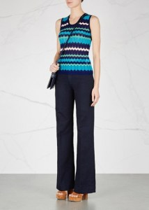 missoni Harvey Nichols stripes