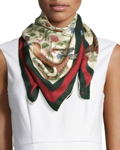 gucci-ivorygreen-square-silk-twill-condor-scarf-white-product-0-380698516-normal