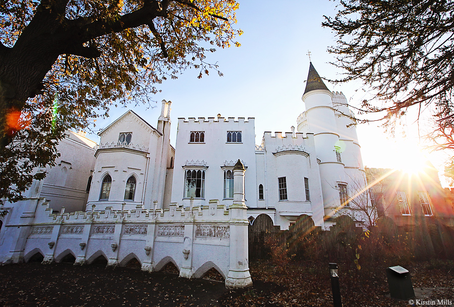 Strawberry Hill: Horace Walpole's Gothic Fairytale Castle