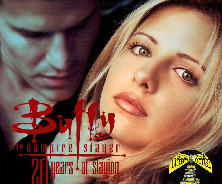 New Podcast Episode: Buffy the Vampire Slayer 20 Year Anniversary