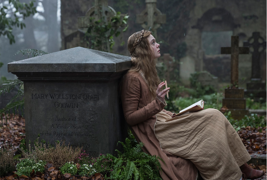 'Mary Shelley' Film Review: Beauty? Yes! Truth? Not so much... (& new podcast!)