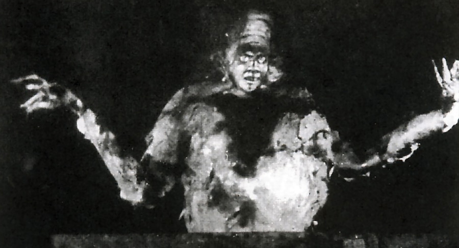 Frankenstein at 200, Frankenstein, Frankenweek, 200th Anniversary, Frankenreads, Mary Shelley, Shelley, Nightmare, Film, Silent Film, 1910, demons, psychology, Blog, Gothic, Novel, Science Fiction, Kirstin Mills, Edison, 1910, alchemy
