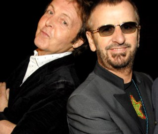 Ringo Starr, Beatles, Stage Fright