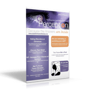 Cognitive Hypnotherapy Journal - Perception