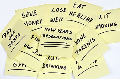 Cognitive Hypnotherapy for resolutions