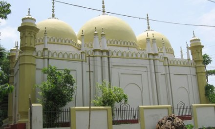 ভাগলপুর দেওয়ান বাড়ী মসজিদ ও শিলালিপি প্রসঙ্গে