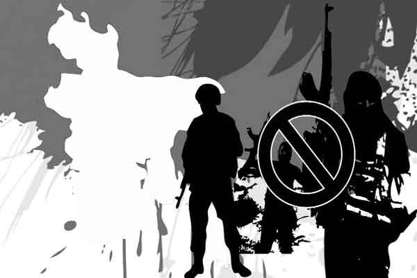 কিশোরগঞ্জ শহরে সন্ত্রাসীদের তাণ্ডব, শব্দ গুলির, ওসি বললেন 'না'
