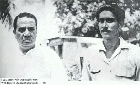 Mujib_with_Suhrawardy1949