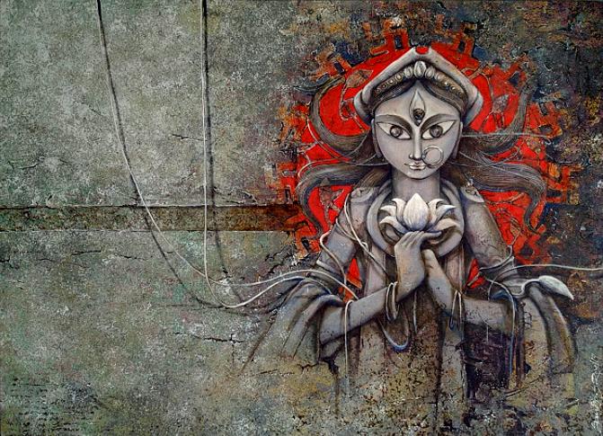হে পরমানন্দ রূপিনী