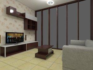 Jasa Design Interior Rumah Minimalis di Mampang Prapatan Jakarta Selatan