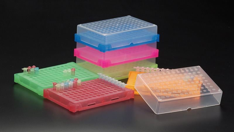 pcr rack for 96 tubes 0 2 ml special