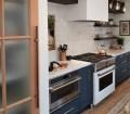 Warm Modern And Traditonal Kitchen Design Kismet House