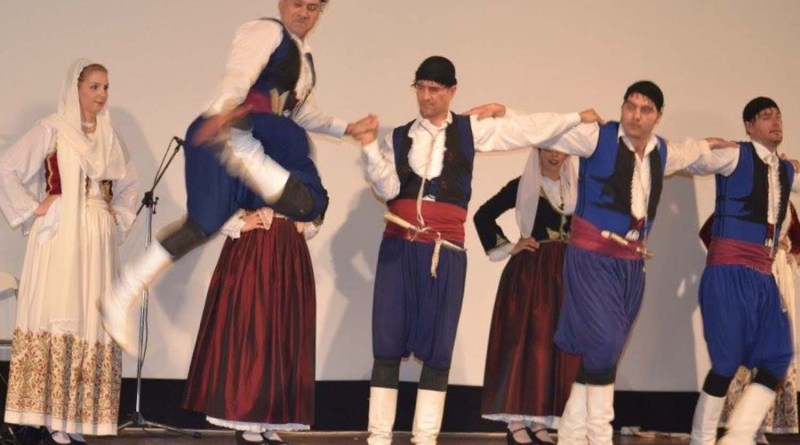 24th July Traditional dances and songs from all over Greece