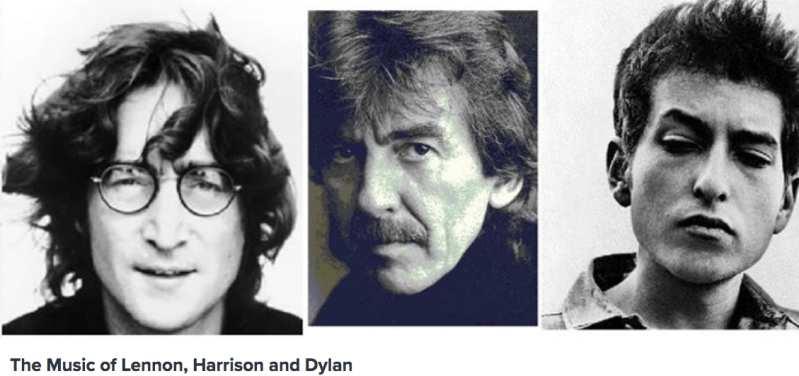 "Live music: ""The music of Lennon, Harrison and Dylan, Gavalochori 26th April"