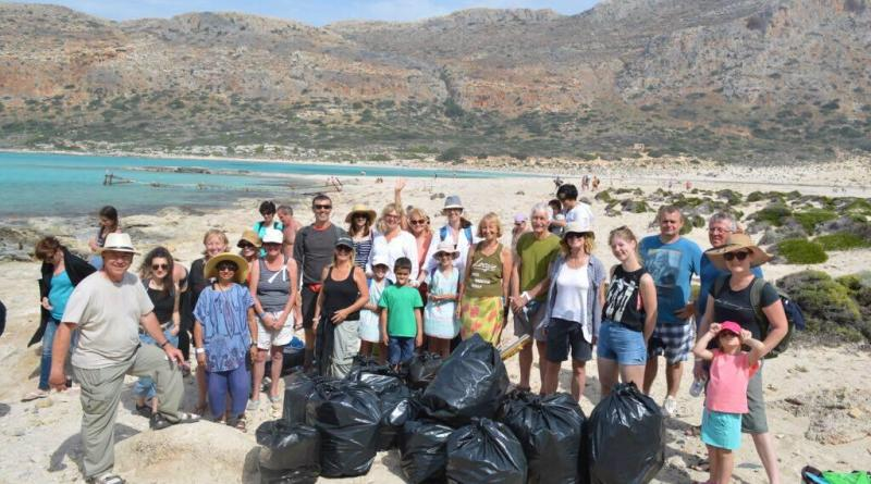 Beachcleaning Team