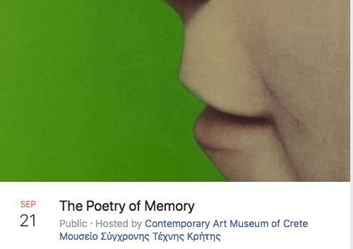 The Poetry of Memory