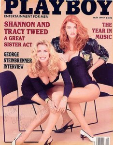 playboy may 1991