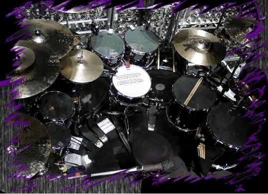 es drumsetup