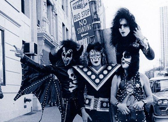 Kiss 1973