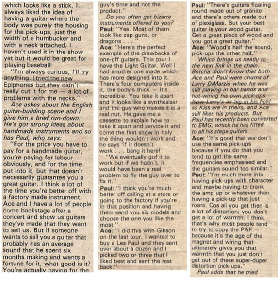 Mag Sounds okober 1980 - 2