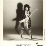 Vinnie Vincent press kits