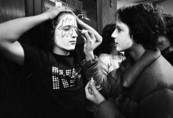 Kiss at Cow Palace, '77 (2)