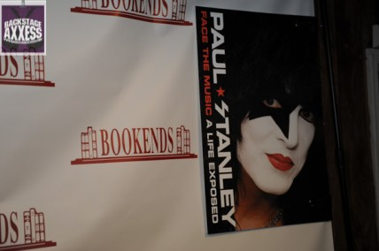 Paul Stanley Book Signing Bookends Ridgewood, NJ 4-9-14 016