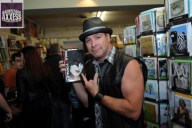 Paul Stanley Book Signing Bookends Ridgewood, NJ 4-9-14 050