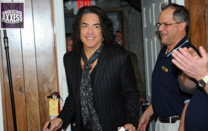 Paul Stanley Book Signing Bookends Ridgewood, NJ 4-9-14 057
