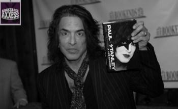 Paul Stanley Book Signing Bookends Ridgewood, NJ 4-9-14 080