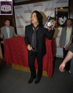 Paul Stanley Book Signing Bookends Ridgewood, NJ 4-9-14 086 (1)