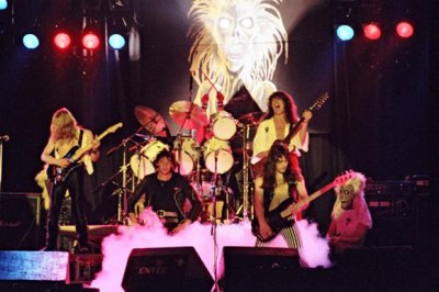 Iron Maiden 1980