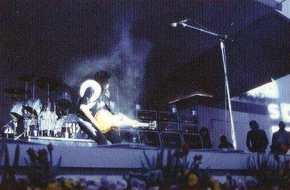 kiss 1976 gröna lund