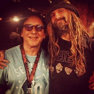 Peter Criss & Rob Zombie