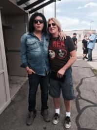 Kiss 40 Salt Lake City 23/6 2014
