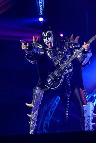 KISS at Pepsi Center