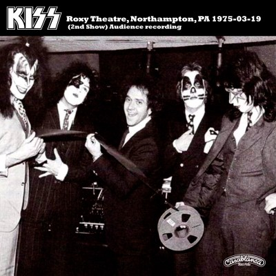 KISS: 1975-03-19 Northampton, PA