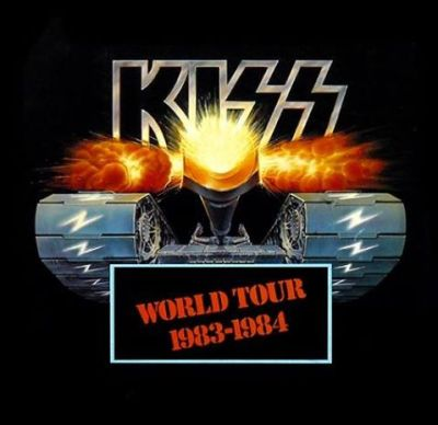 world Tour 83-84