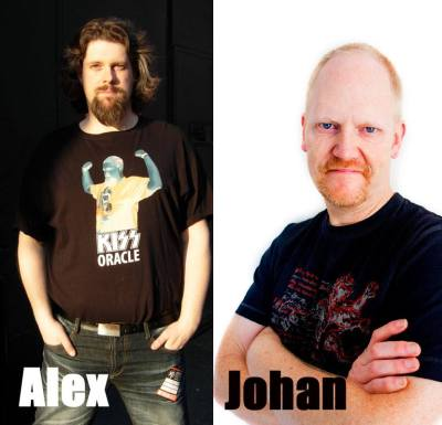 Alex & Johan