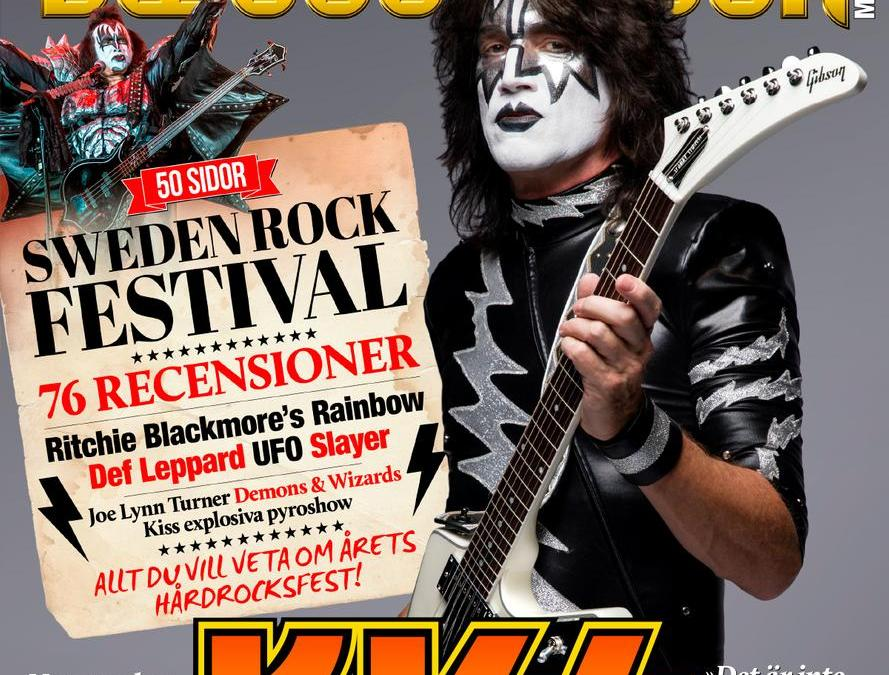Nya Sweden Rock Magazine