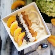 Peach Mango Smoothie Bowl