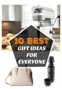 10 Best gift Ideas for everyone