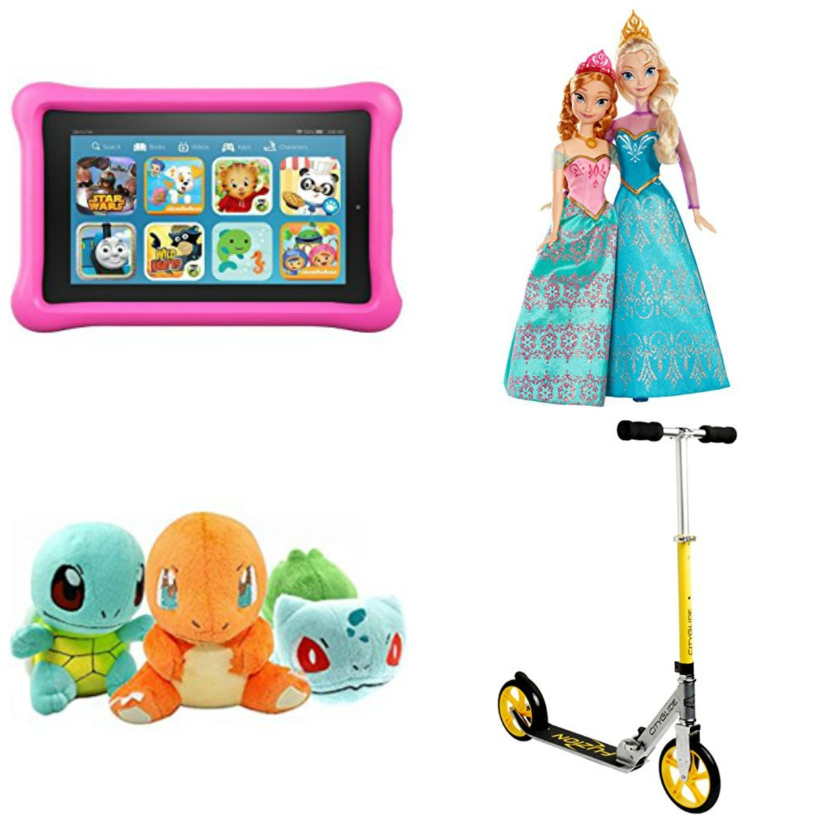Amazon Kids Gift Collage