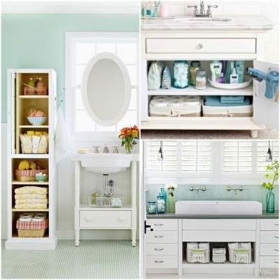 8 Incredible Organizing Tips for Your Bathroom Cabinets