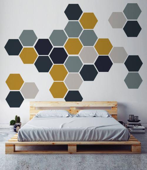 Wall decal decor