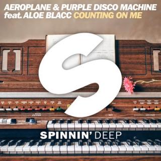 Новый сингл Counting On Me от Aeroplane и Purple Disco ...