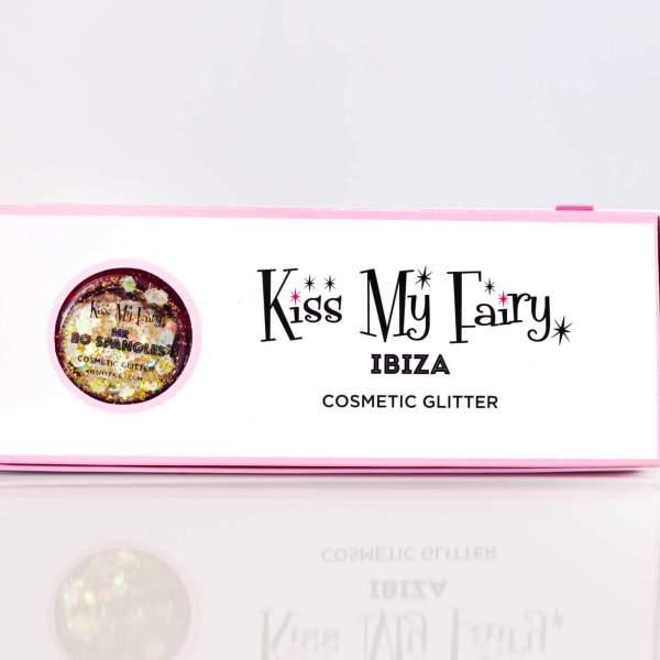 chunky cosmetic grade glitter application kit