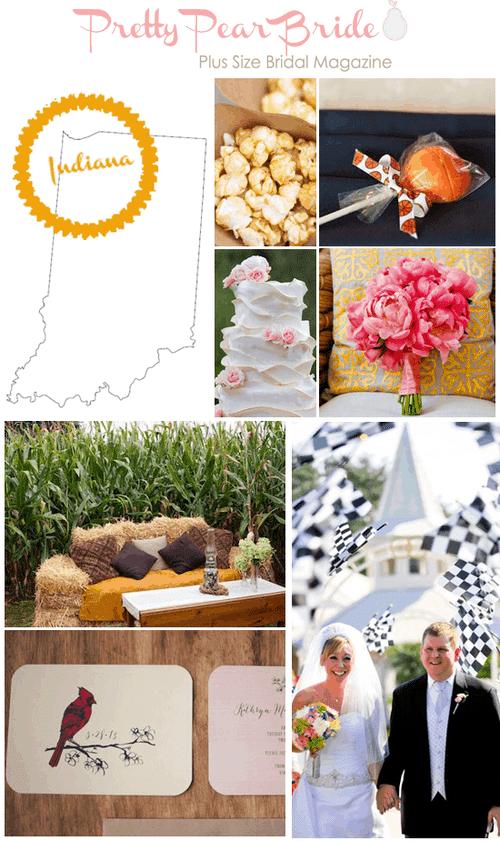 Indiana State Wedding Inspiration