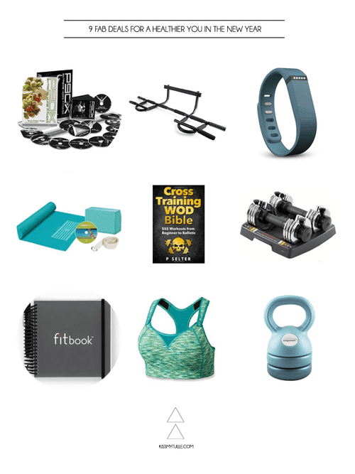 9 Fab Deals for a Healthier You in the New Year